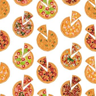 Pizza pattern