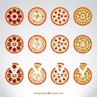 피자 조각