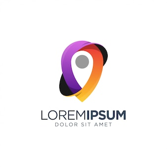 Place logo design