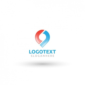 Placeholder logo template