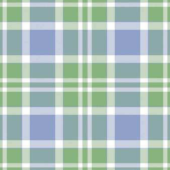 Plaid pattern seamless. check fabric texture. stripe square background. tartan vector textile design.