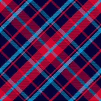 Plaid pattern seamless. check fabric texture. stripe square background. textile tartan.