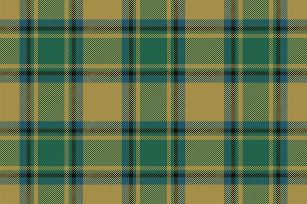 Plaid pattern seamless. check fabric texture. stripe square background. vector textile design. tartan backdrop.