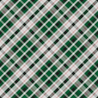 Plaid pattern seamless. check fabric texture. stripe square background. vector textile design tartan.