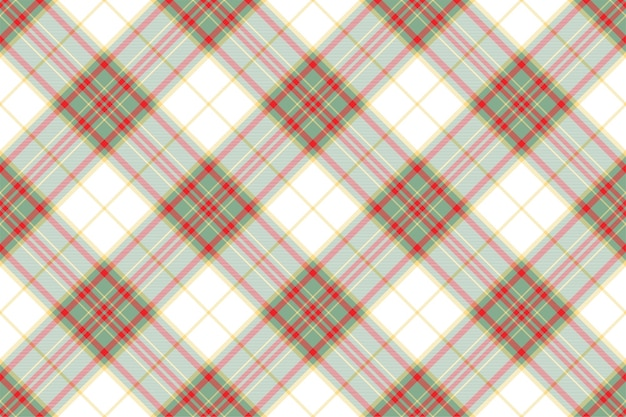 Plaid pattern seamless. check fabric texture. stripe square background. vector textile design tartan