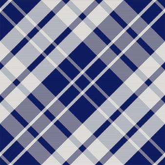 Плед бесшовные модели. проверьте текстуру ткани. полоса квадратный фон. вектор текстильный дизайн тартан.