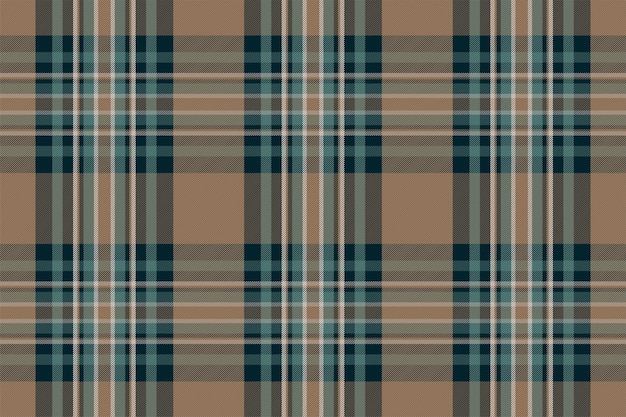 Plaid pattern seamless. check fabric texture. stripe square background. vector textile