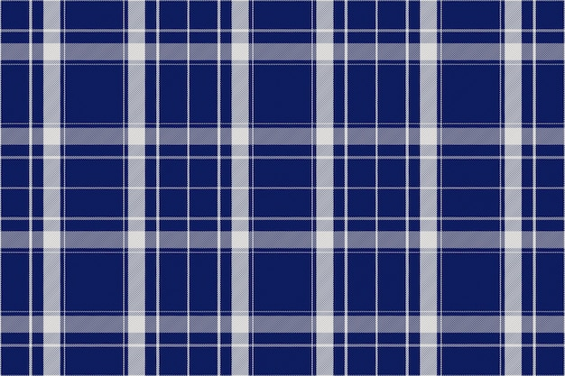 Plaid pattern seamless. check fabric texture. stripe square background.