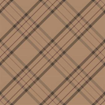 원활한 격자 무늬 패턴입니다. 패브릭 질감을 확인합니다. 스트라이프 사각형 배경입니다.