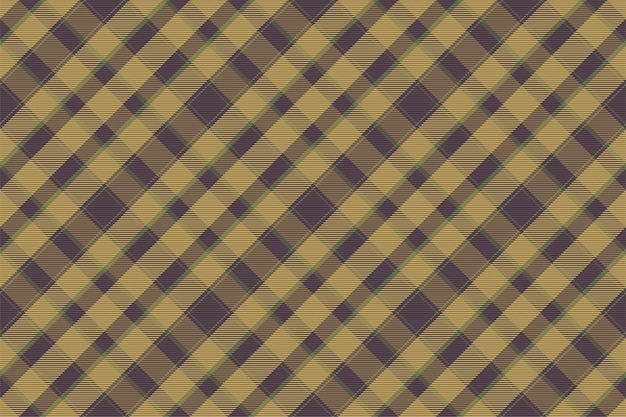 Plaid pattern seamless. check fabric texture.     textile design tartan.