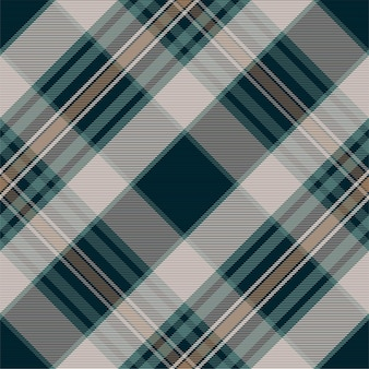 Plaid pattern seamless. check fabric texture.