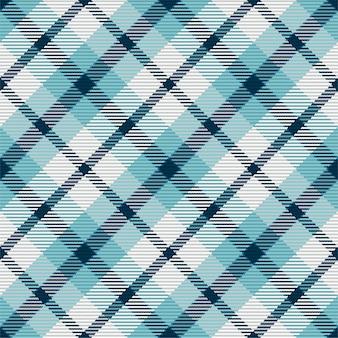 Plaid pattern seamless vector background. tartan check stripe pattern