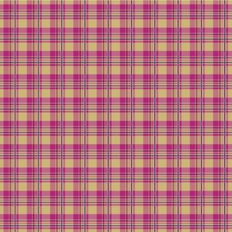 Розовый plaid pattern