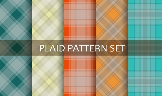 격자 무늬 패턴.