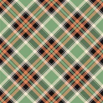 Plaid seamless pattern. stripe fabric texture. check square background.