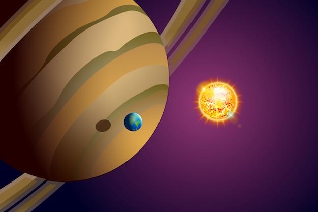Планеты установлены