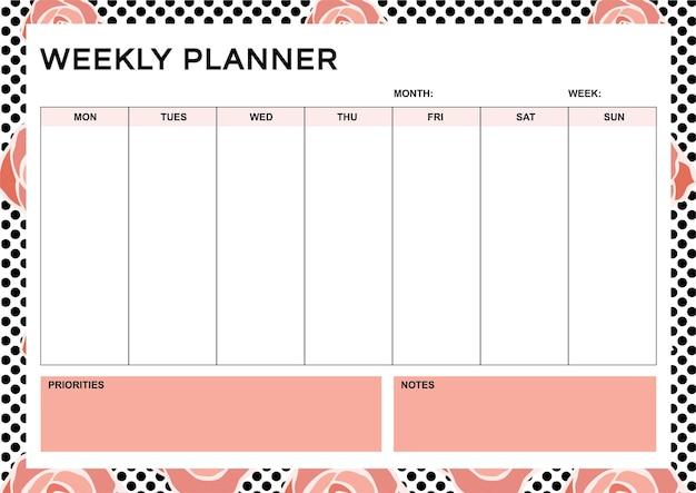 Planner a4 v2