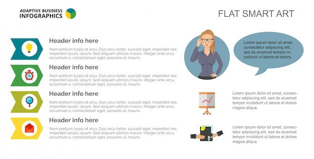 Planning concept slide template