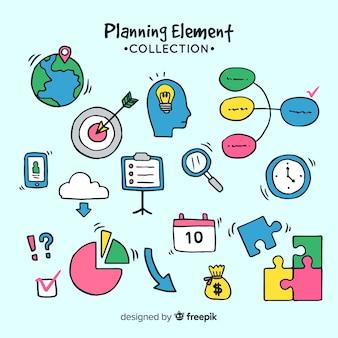 Pacchetto di elementi di pianificazione