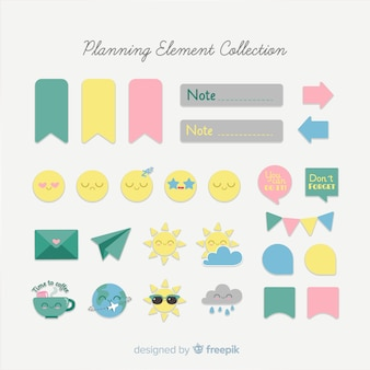 Planning elements pack