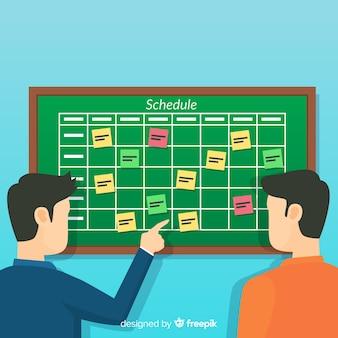 Концепция планирования планирования