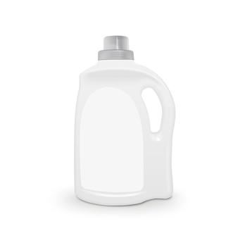 プラスチック洗剤容器