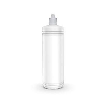 Пластиковый контейнер для моющего средства