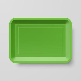 Пластиковый контейнер для пищевых продуктов