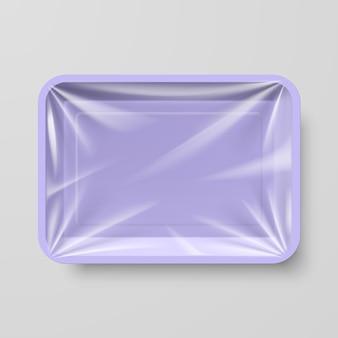 プラスチック製の食品容器