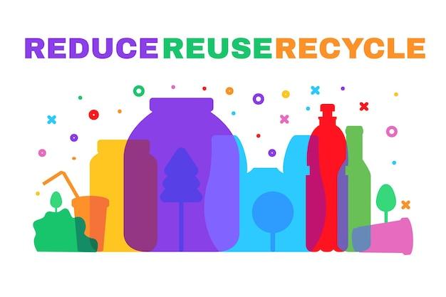 プラスチック廃棄物の危険性地球汚染