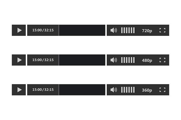 Player row bar