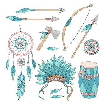 Pocahontas goods american indians