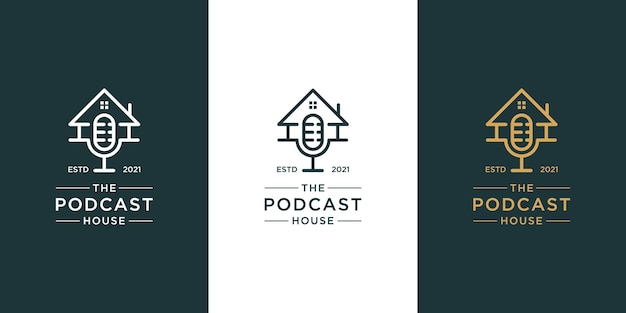 Podcast home logo