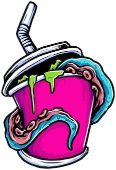 Poison milkshake
