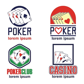 Poker / casino logo