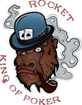 Poker king rocket