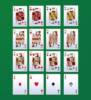 ポーカーレジャーカード