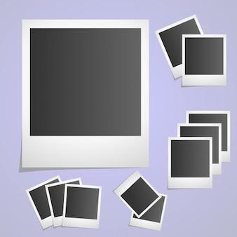 Коллекция кадров polaroid фото
