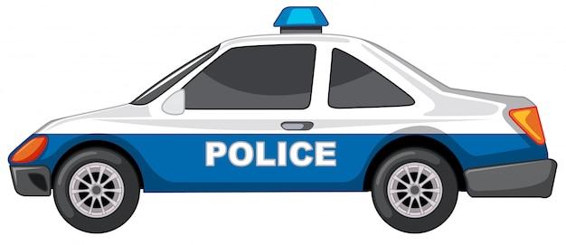 Полицейская машина Бесплатные векторы