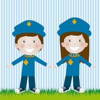 Police couple