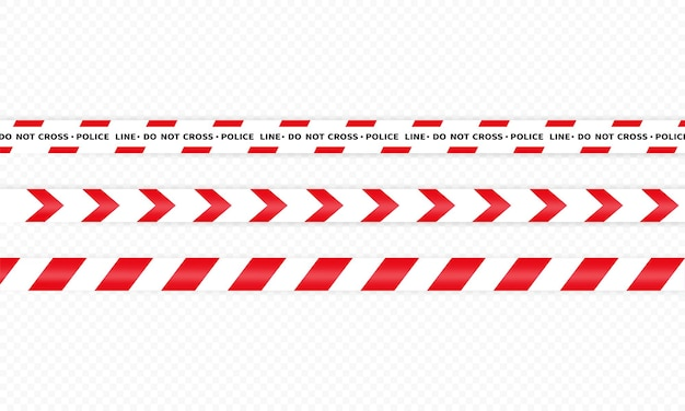 Police line icon. do not cross. warning. vector on isolated white background. eps 10.