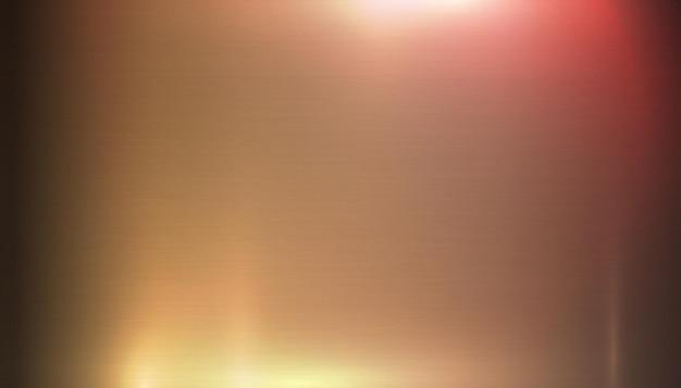 磨かれた金色のメタリック背景テンプレート金属色のテクスチャゴールドブロンズテクスチャ