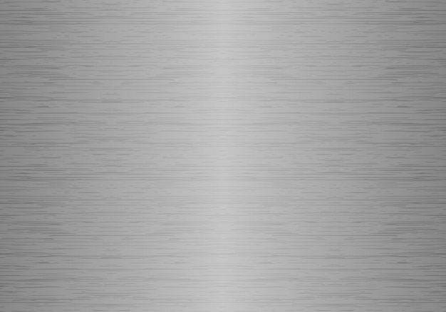 Polished metal seamless texture . brushed aluminium background
