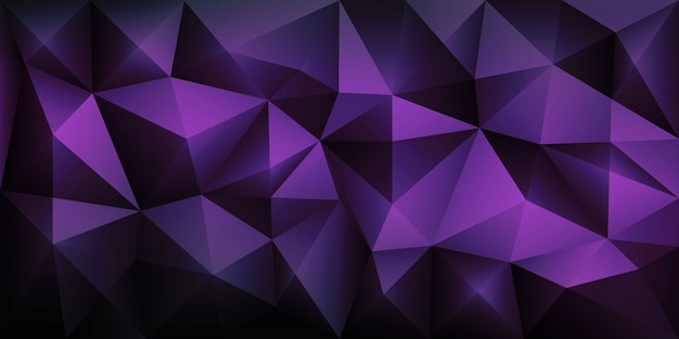Многоугольник абстрактный фон многоугольной геометрический треугольник