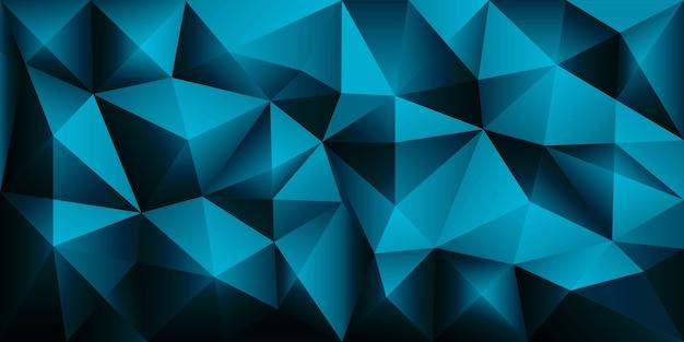 다각형 추상 다각형 형상 삼각형 배경