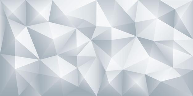多角形抽象的な多角形の幾何学的な三角形の背景