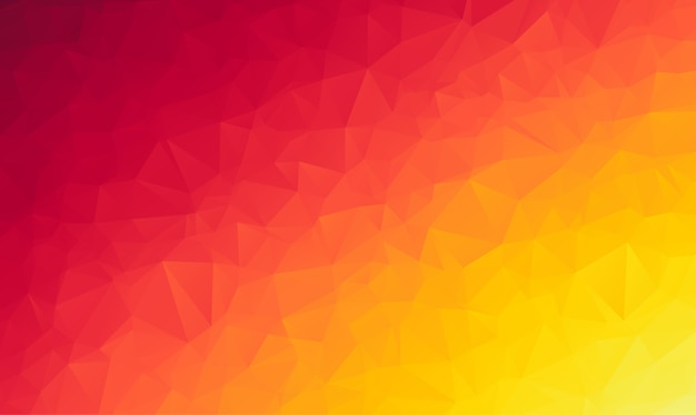 Polygonal abstract background consisting of triangles