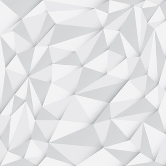 Polygonal abstract mosaic background