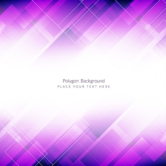 Polygonal background, purple
