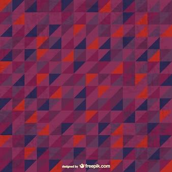 Triangolo moderno sfondo libero